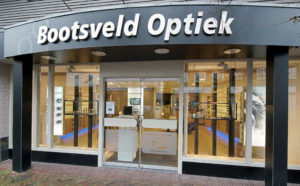 Bootsveld Optiek Joure winkel opticien