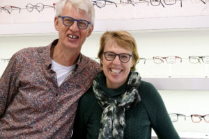 Bootsveld Optiek Joure Irma en Koos Bos opticien